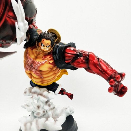 Figurine One Piece Monkey D. Luffy - Gear Fourth